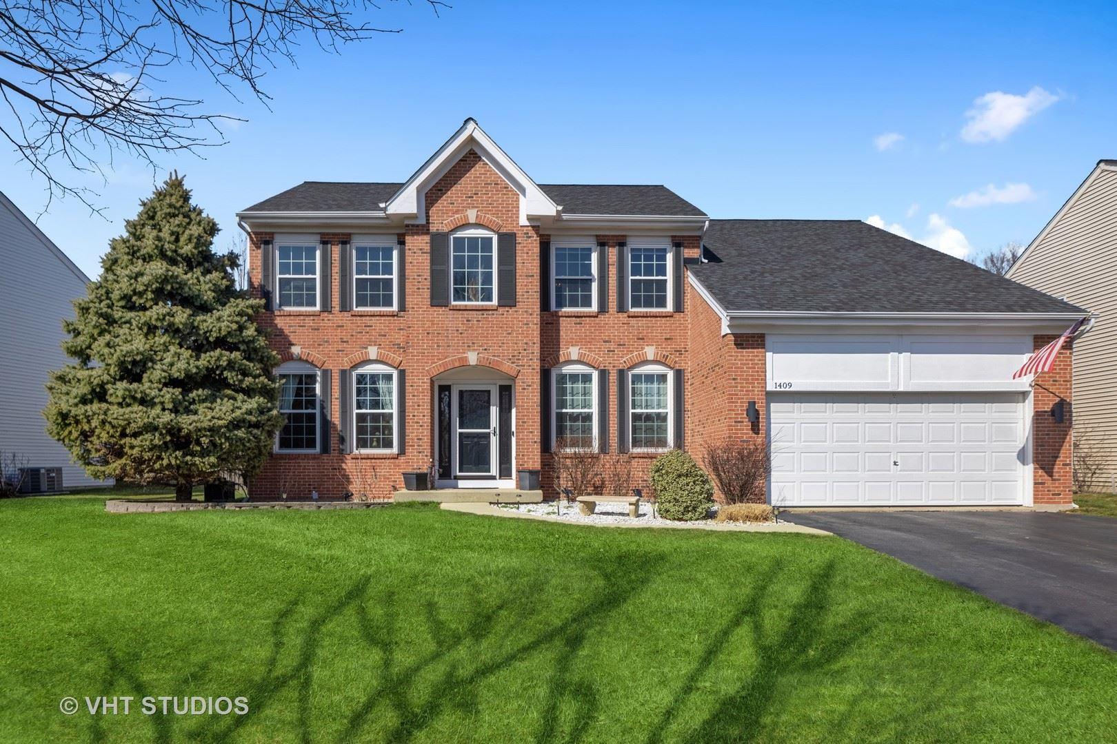 Photo of 1409 Waterside Drive, Bolingbrook, IL 60490 (MLS # 11029111)