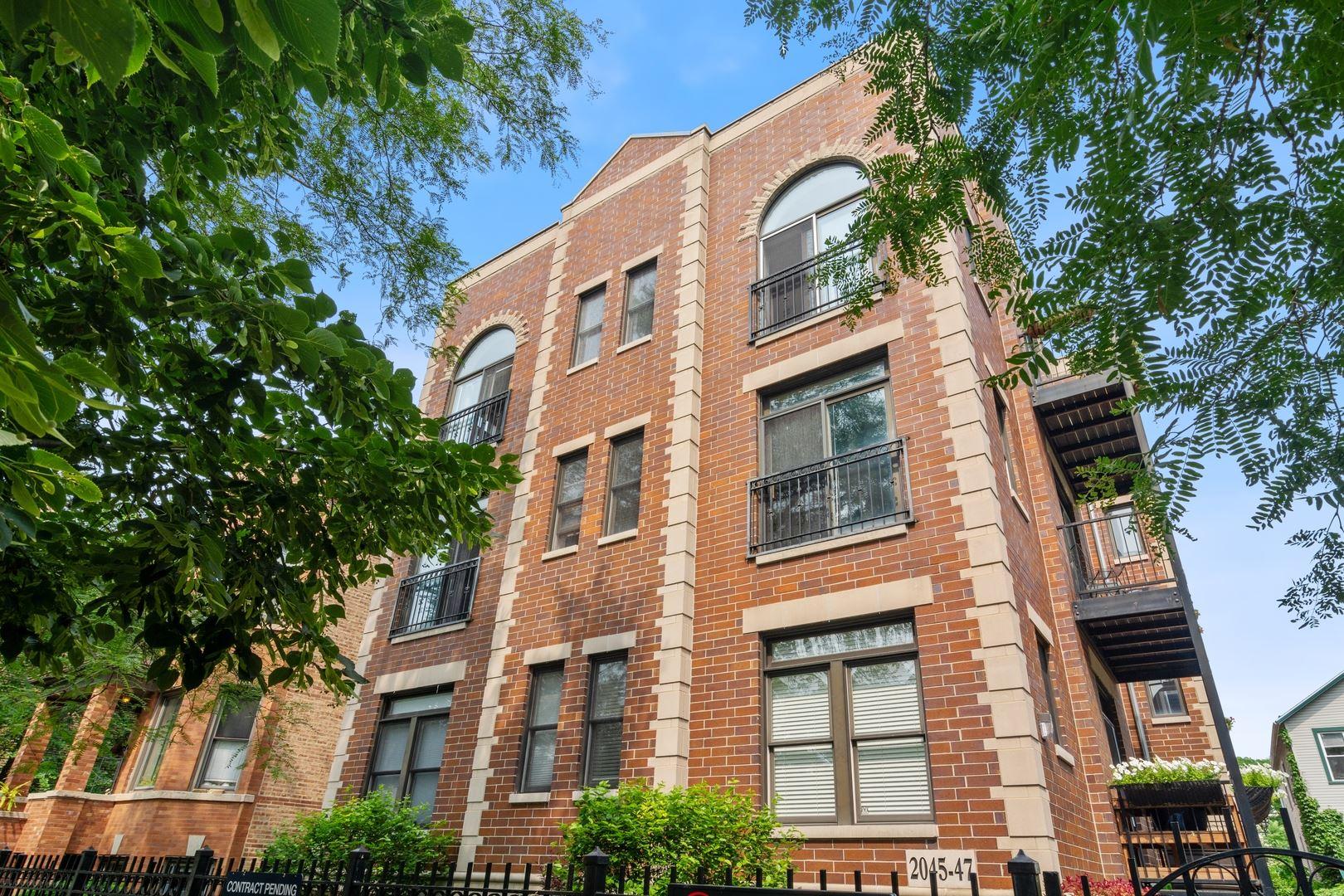 2045 N Kedzie Avenue #B3, Chicago, IL 60647 - MLS#: 11246111