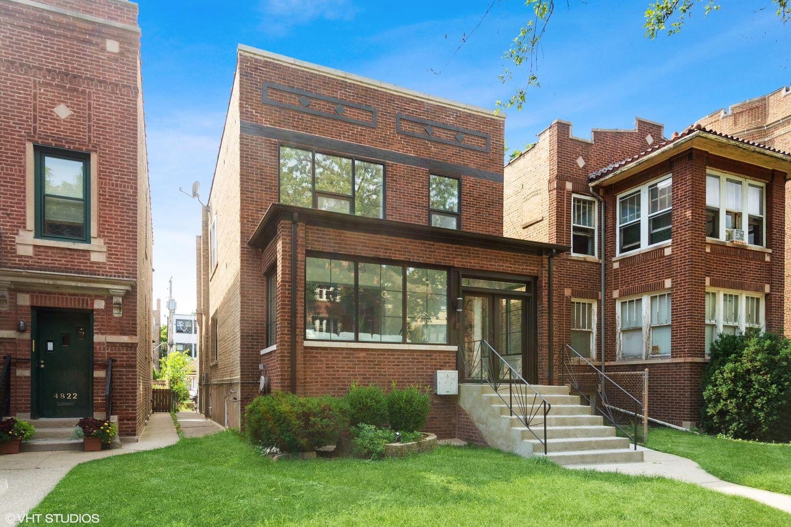 4826 N Wolcott Avenue, Chicago, IL 60640 - #: 11191112