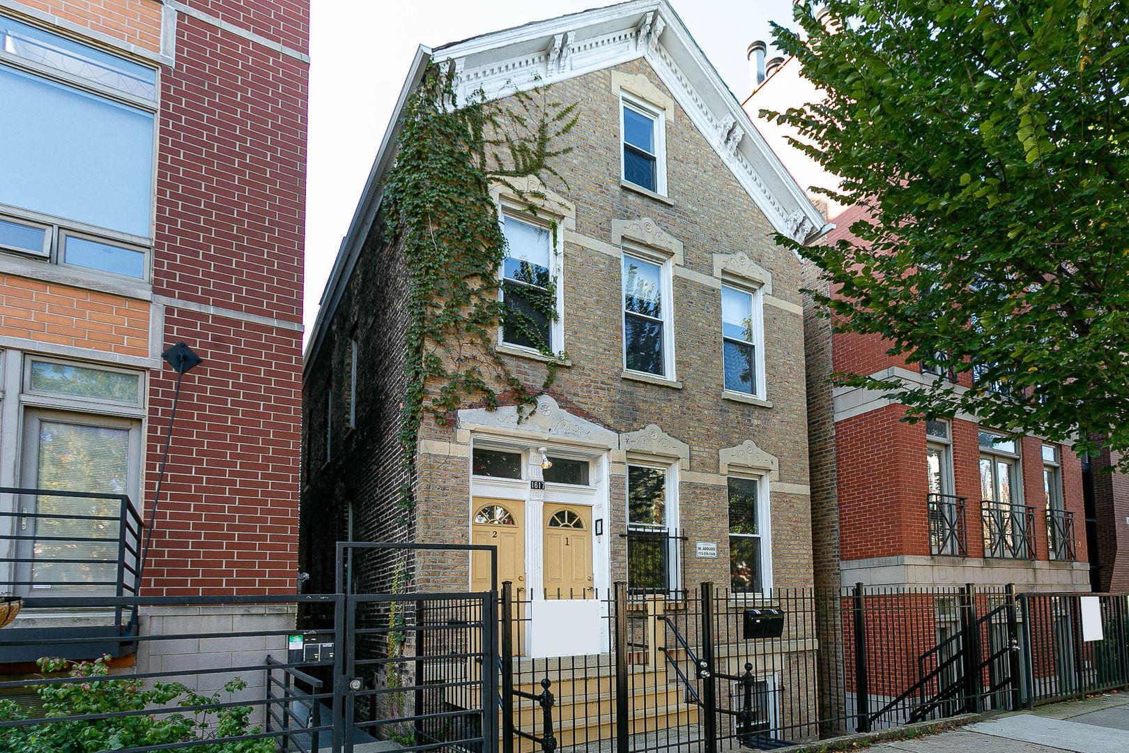 1617 W Le Moyne Street, Chicago, IL 60622 - #: 10760113