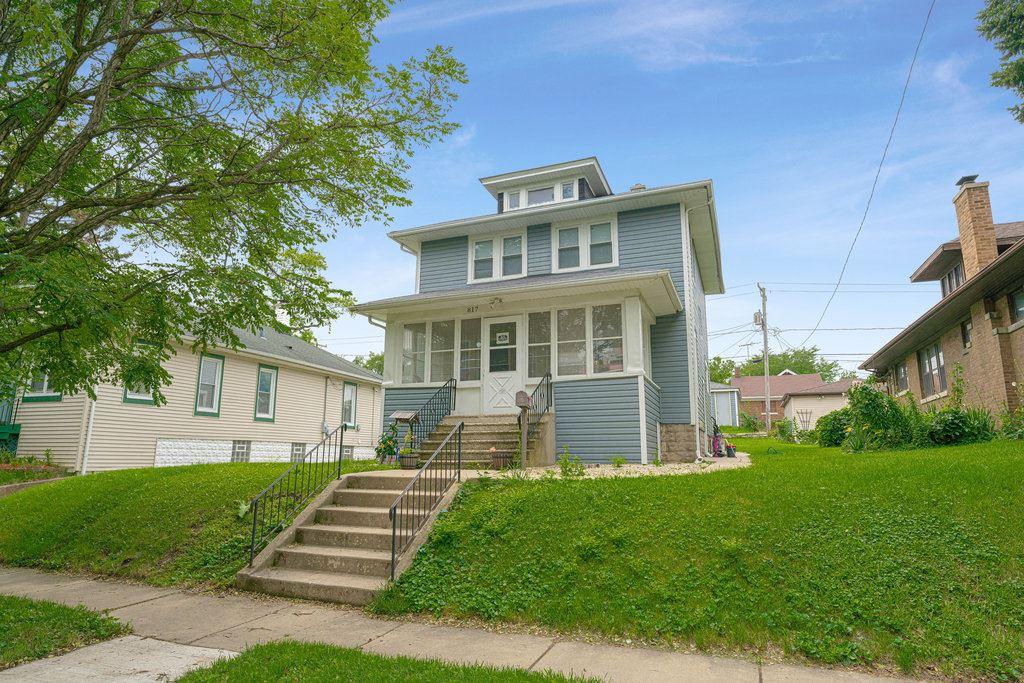 817 Wilcox Street, Joliet, IL 60435 - #: 11164113