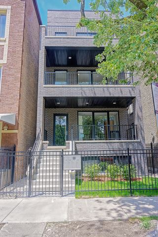 1822 W Rice Street UNIT 3-PH, Chicago, IL 60622 - #: 10438114