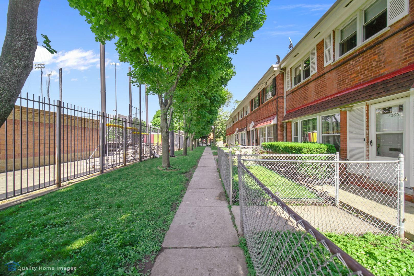 6260 N Hoyne Avenue #F, Chicago, IL 60659 - #: 10762114