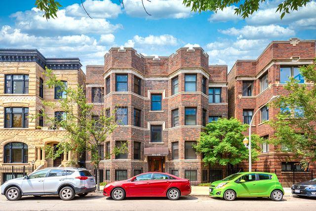 4014 N Clarendon Avenue #3S, Chicago, IL 60613 - #: 10789114
