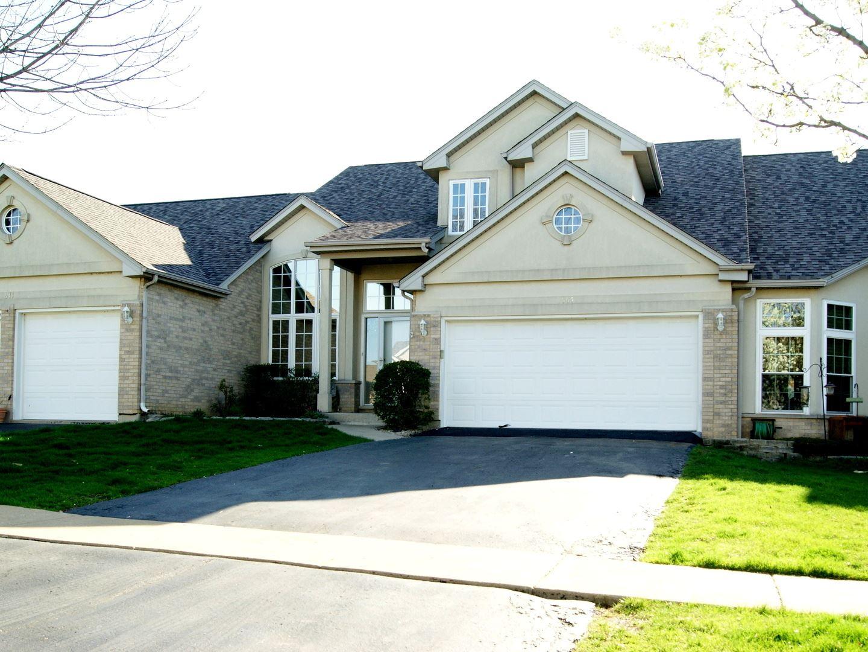 Photo of 667 Meadowdale Drive, Romeoville, IL 60446 (MLS # 11054114)