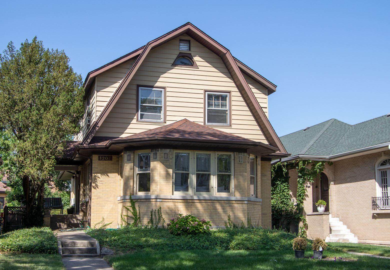 1207 Rossell Avenue, Oak Park, IL 60302 - MLS#: 11202114