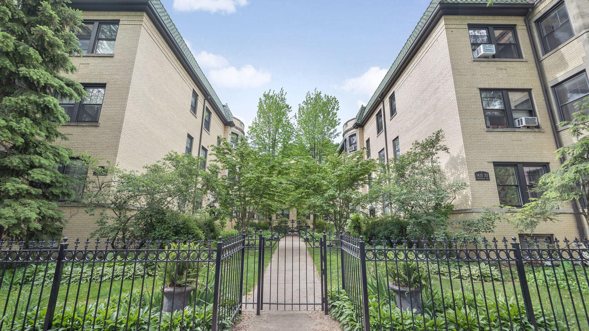 1431 W Summerdale Avenue #1B, Chicago, IL 60640 - #: 11224114