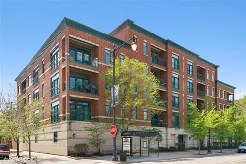 Photo of 1111 W MADISON Street #3A, Chicago, IL 60607 (MLS # 10720115)