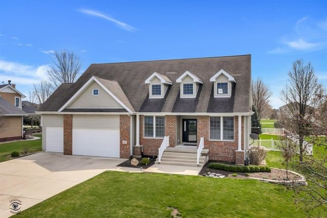 1121 Game Trail S, Bourbonnais, IL 60914 - #: 10688115