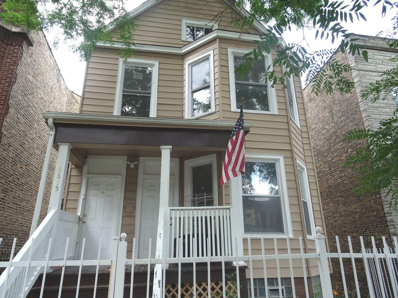6615 S PAULINA Street, Chicago, IL 60636 - #: 10803116