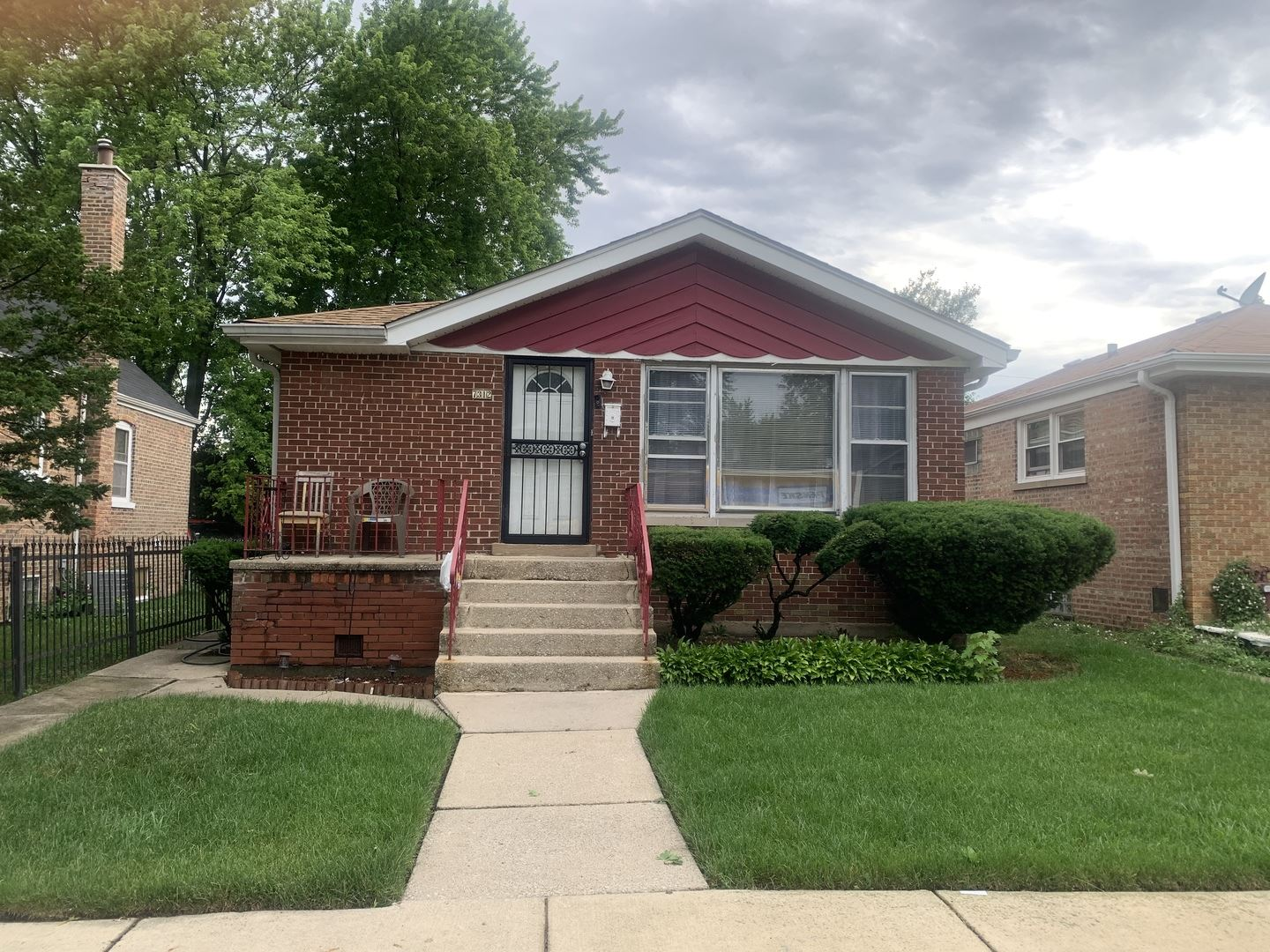7312 S Honore Street, Chicago, IL 60636 - #: 11140117