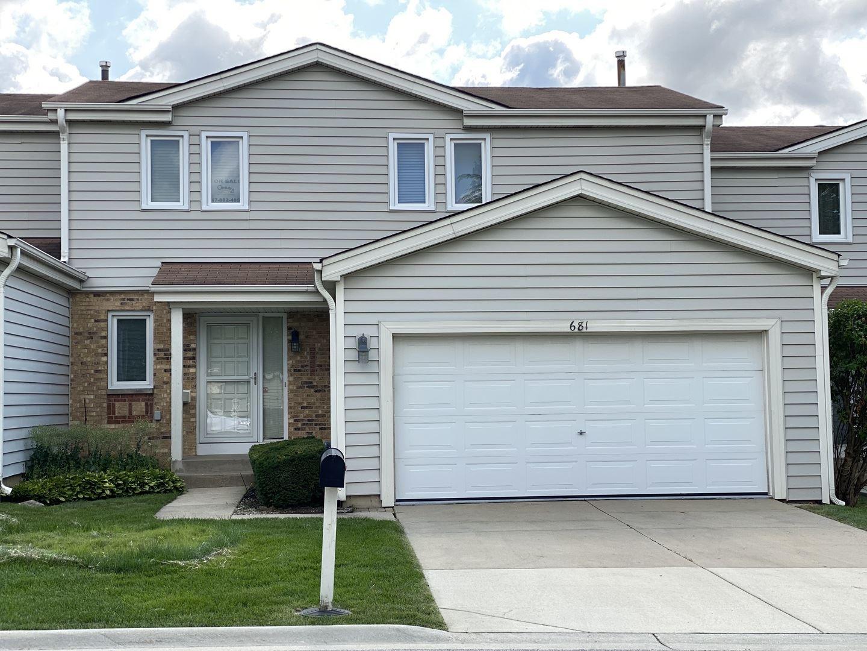 681 Partridge Hill Drive, Hoffman Estates, IL 60169 - #: 11142117