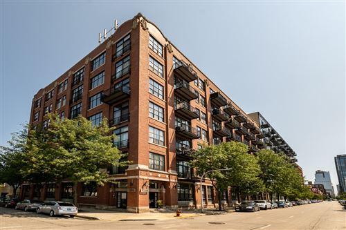 Photo of 1250 W VAN BUREN Street #515, Chicago, IL 60607 (MLS # 11177118)
