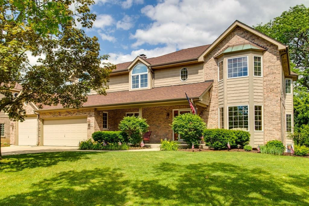 6003 Hillcrest Court, Downers Grove, IL 60516 - #: 10759118