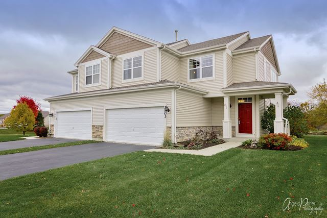 2903 Strauss Court, Woodstock, IL 60098 - #: 10557119