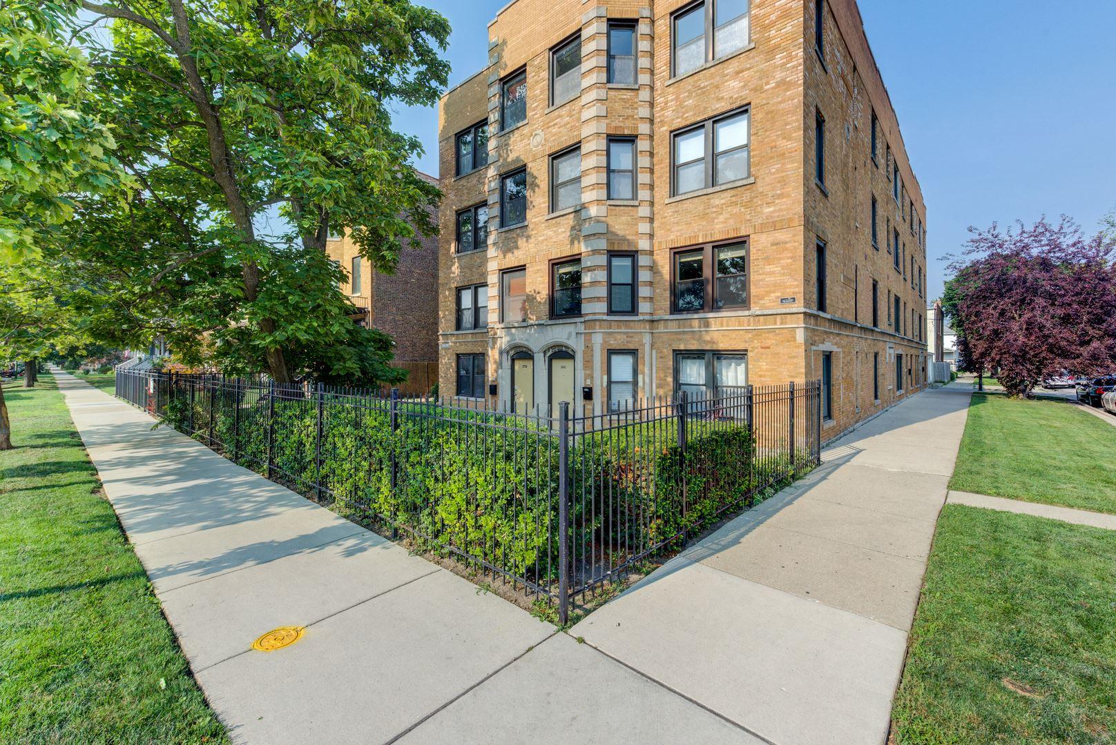 3754 N BERNARD Street #3B, Chicago, IL 60618 - #: 11182120
