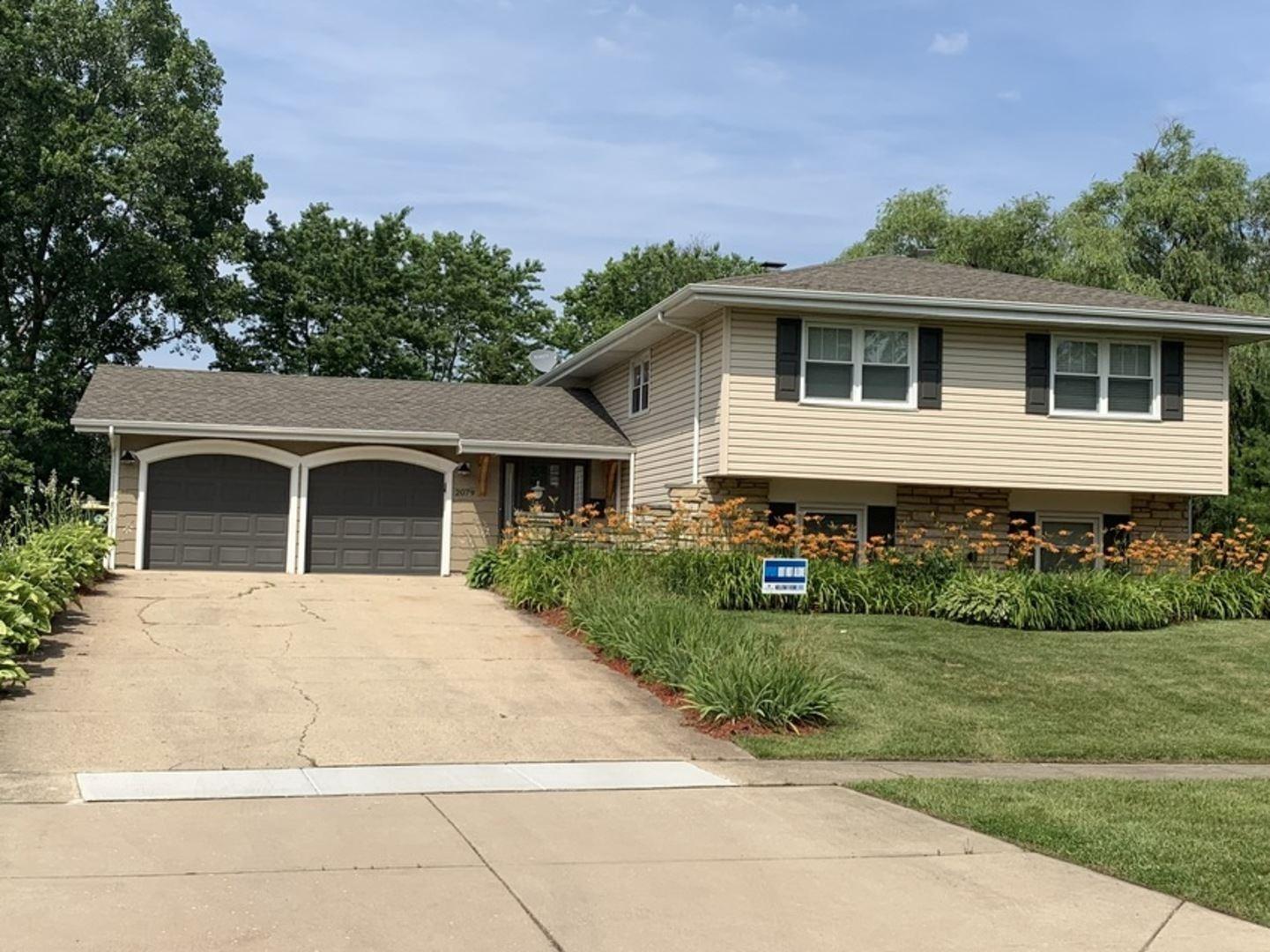 2079 Parkview Circle E, Hoffman Estates, IL 60169 - #: 10778121