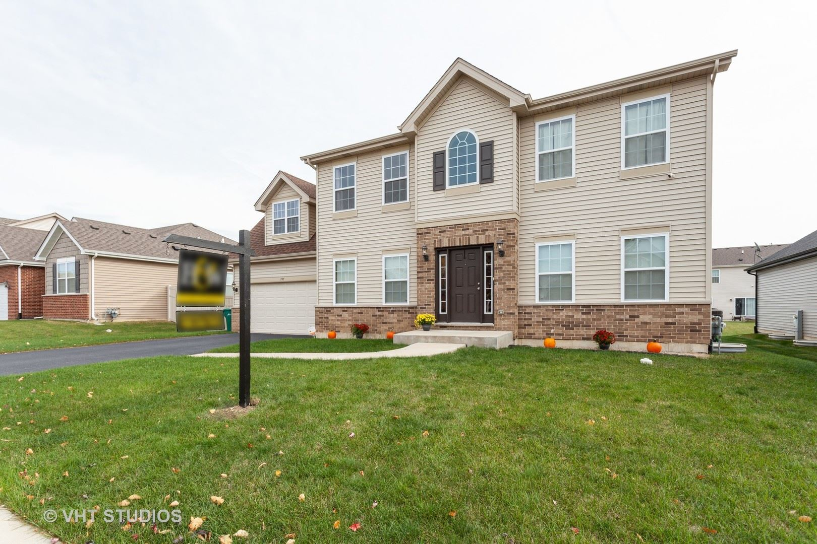 Photo of 727 N Misty Ridge Drive, Romeoville, IL 60446 (MLS # 10906121)