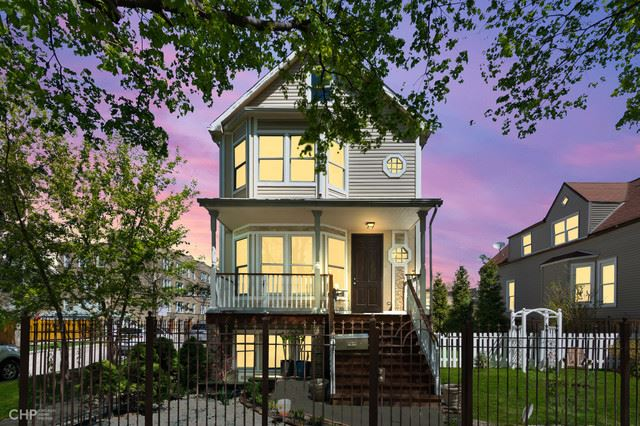Photo for 3758 West Eddy Street, CHICAGO, IL 60618 (MLS # 10379122)