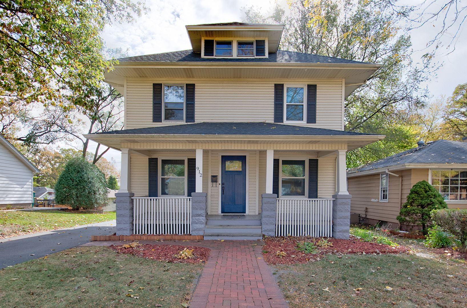 Photo for 912 Morgan Street, Joliet, IL 60436 (MLS # 10910122)