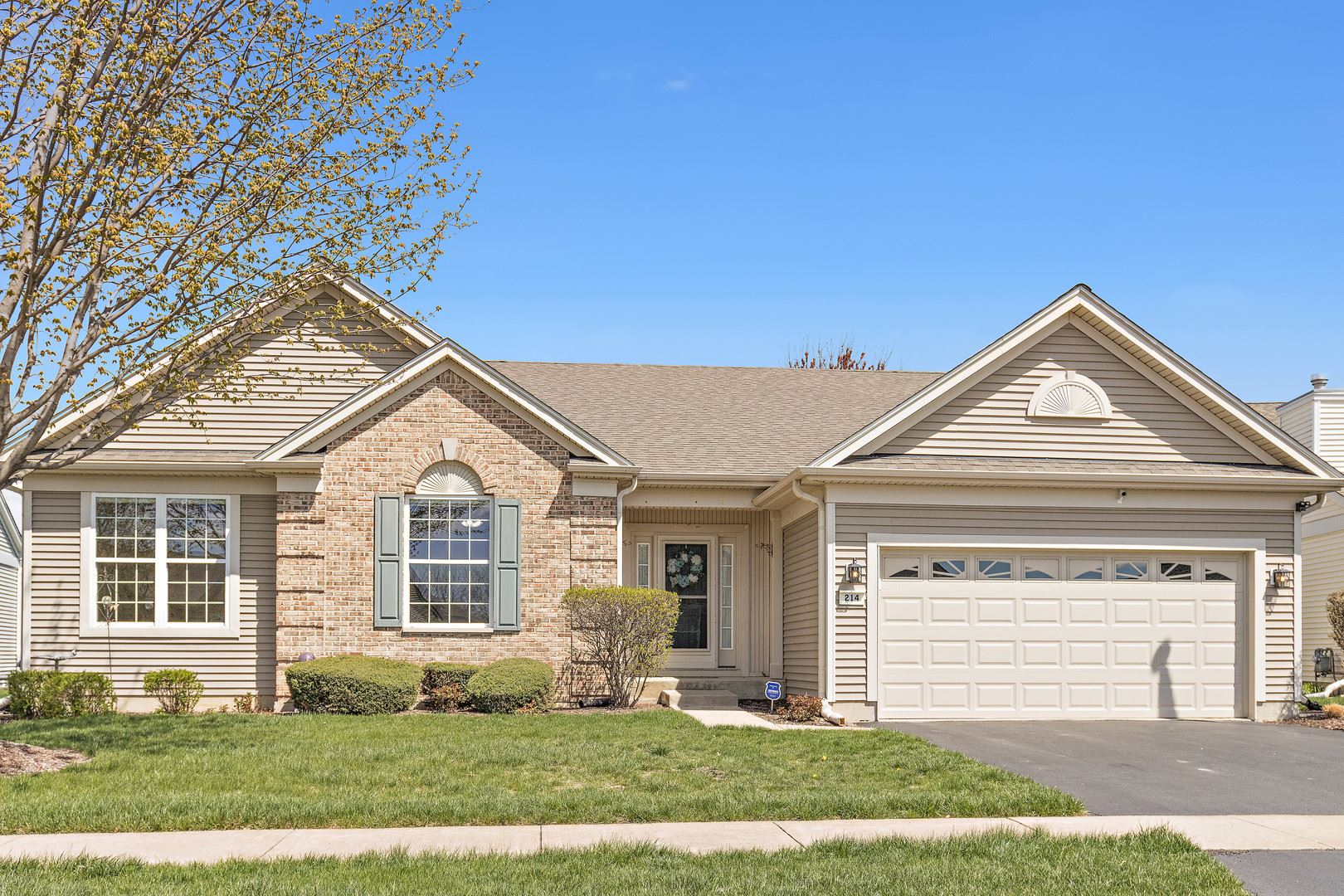 Photo of 214 HONORS Drive, Shorewood, IL 60404 (MLS # 11057122)