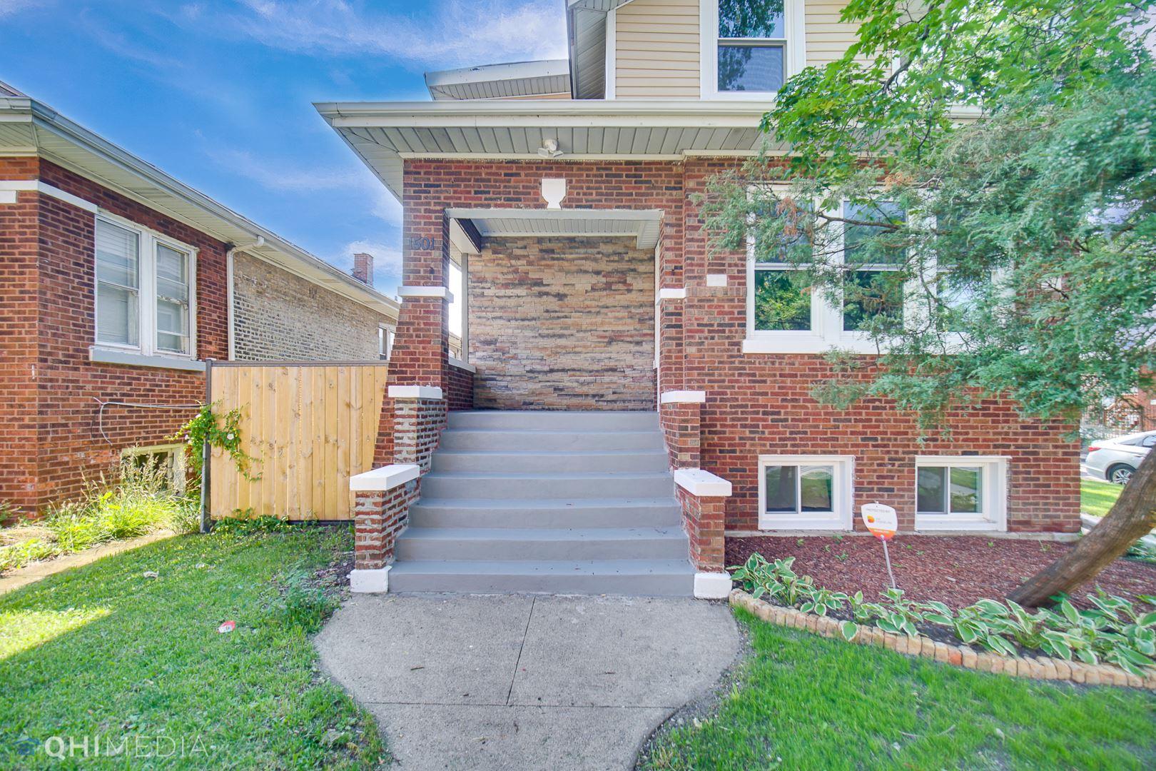 1501 N Mason Avenue, Chicago, IL 60651 - #: 11233122