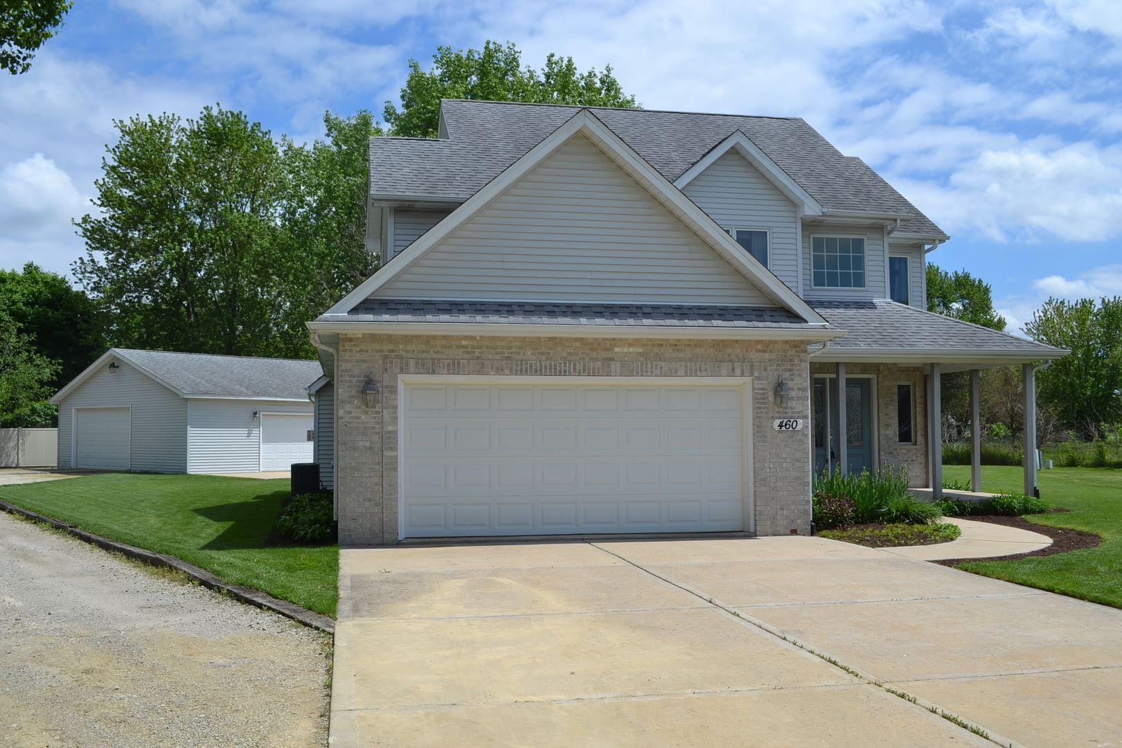 460 S Carol Lane, Braidwood, IL 60408 - #: 10723124