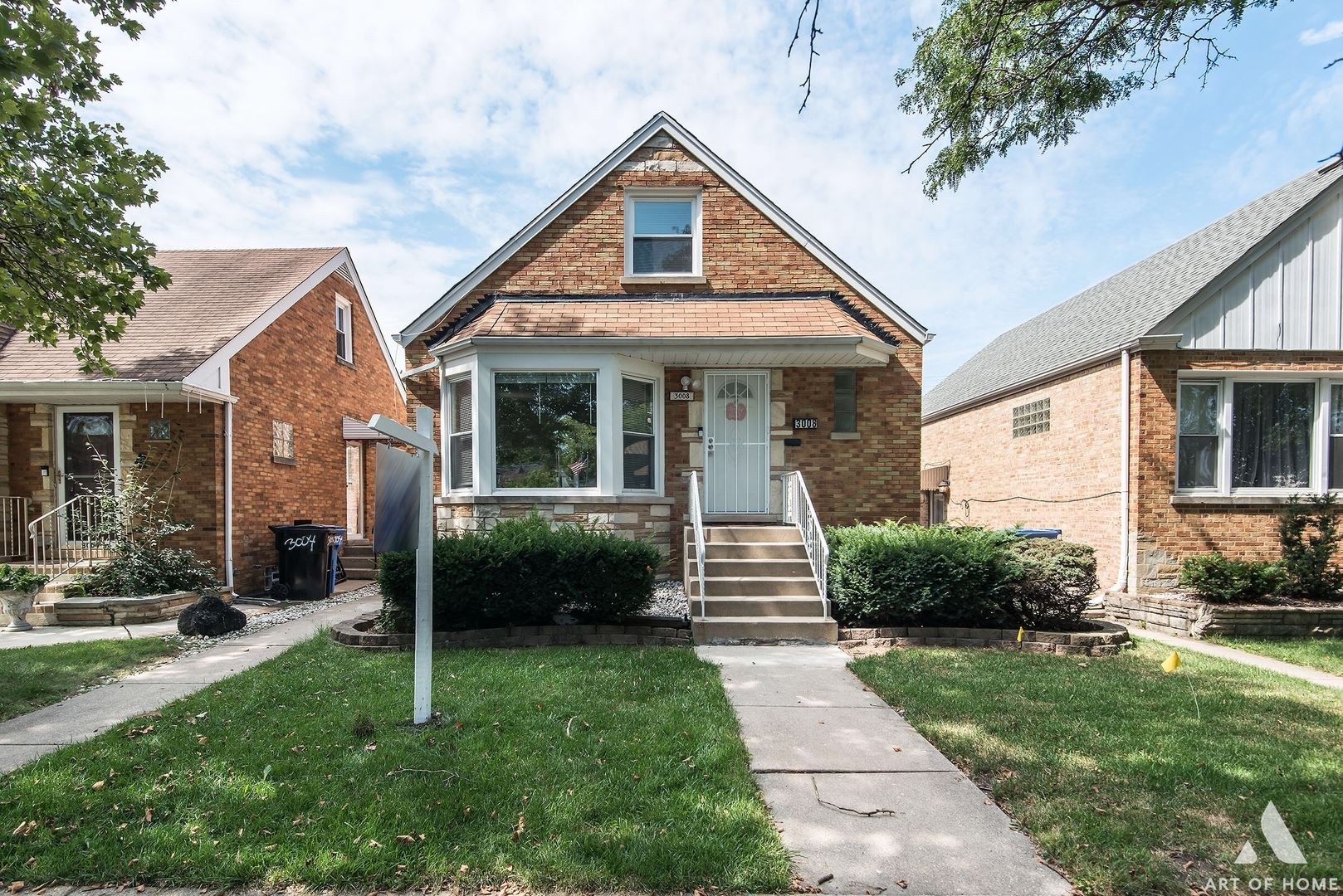 3008 N ODELL Avenue, Chicago, IL 60707 - #: 11207124