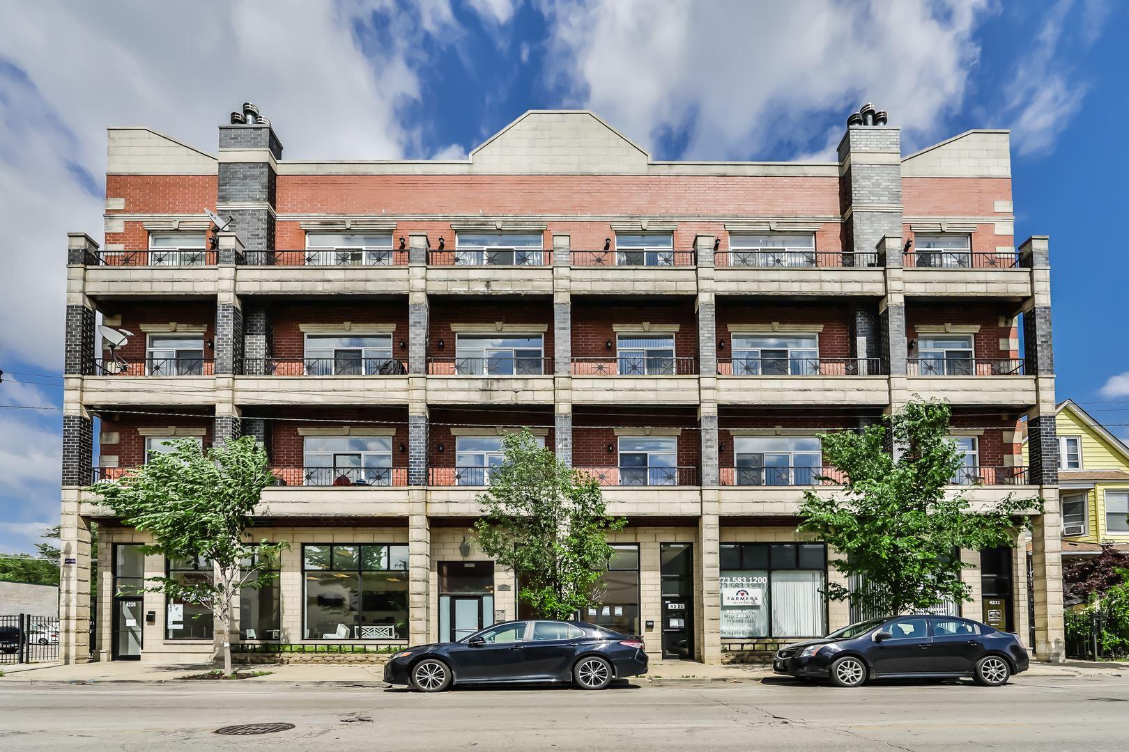 4235 N Kedzie Avenue #2-A, Chicago, IL 60618 - #: 10750125