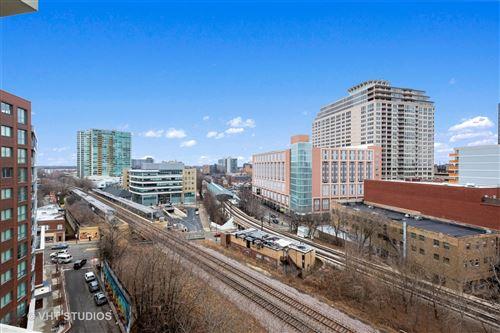 Tiny photo for 1570 Elmwood Avenue #1006, Evanston, IL 60201 (MLS # 10853127)