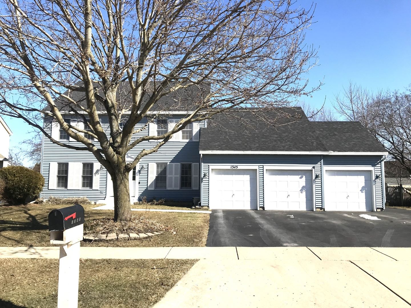 1345 Umbdenstock Road, Elgin, IL 60123 - #: 10663127