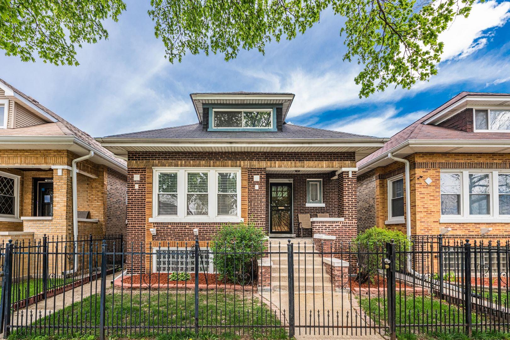 4818 W Concord Place, Chicago, IL 60639 - #: 10700127