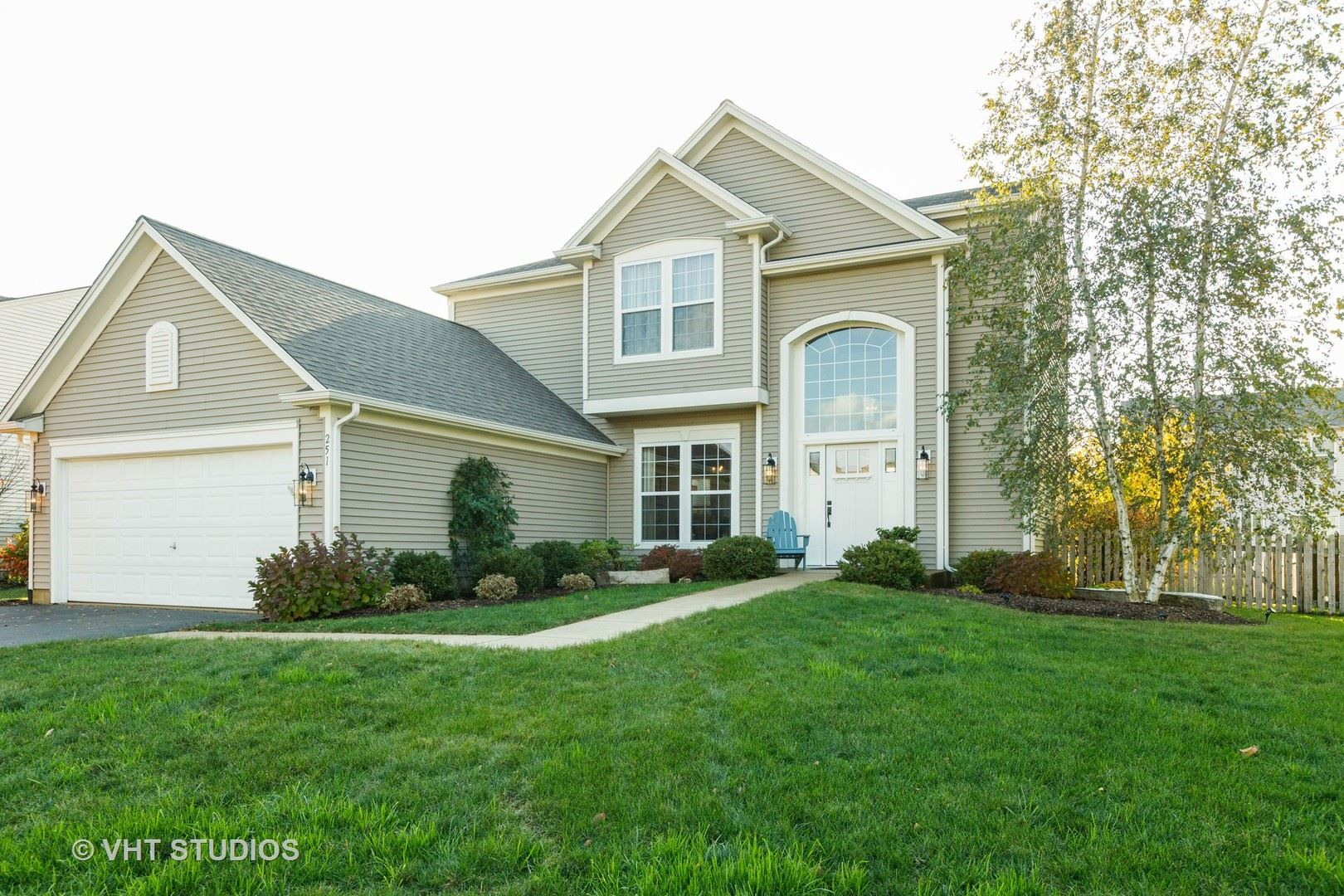Photo of 251 Clubhouse Street, Bolingbrook, IL 60490 (MLS # 10896128)