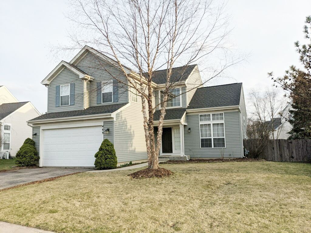 469 W Weeping Willow Road, Round Lake, IL 60073 - #: 11073128