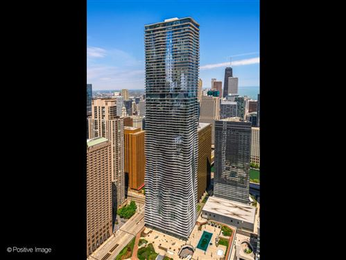 Photo of 225 N Columbus Drive #6701, Chicago, IL 60601 (MLS # 10997129)