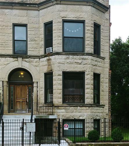 Photo of 419 E 46th Street #2, Chicago, IL 60653 (MLS # 11050129)