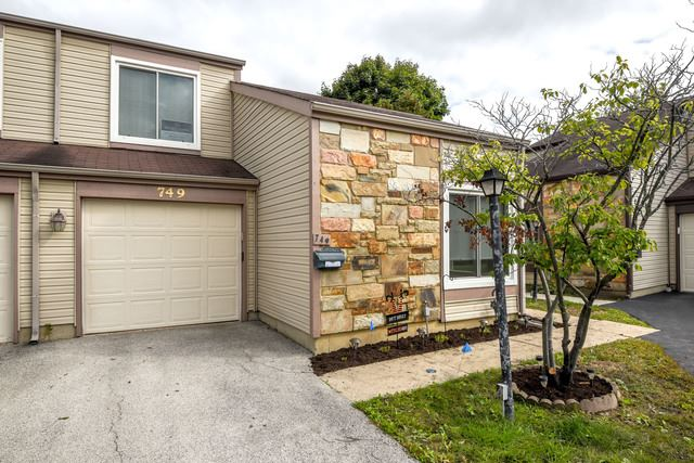 749 Biloxie Court, Carol Stream, IL 60188 - #: 10539129