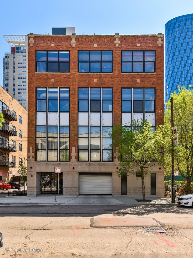 11 N GREEN Street #3C, Chicago, IL 60607 - #: 10733129