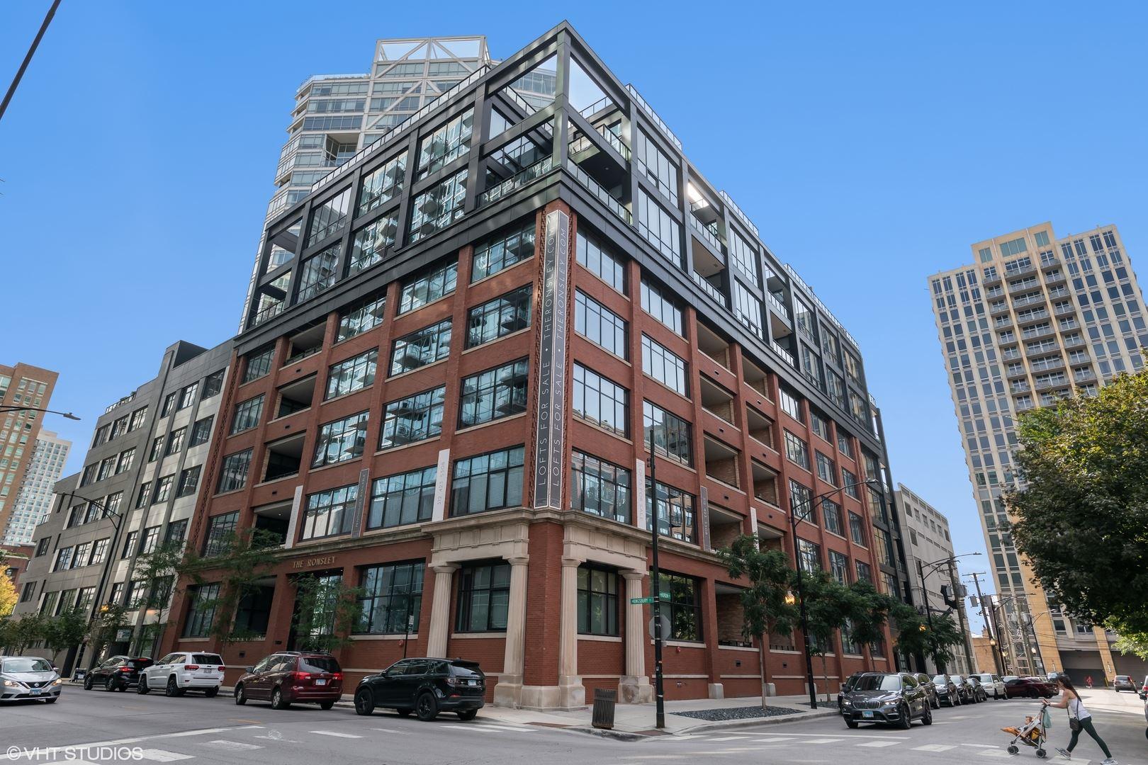 676 N KINGSBURY Street #203, Chicago, IL 60654 - #: 11224129