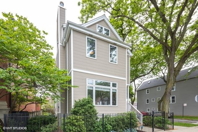 1853 W Fletcher Street, Chicago, IL 60657 - #: 10736130