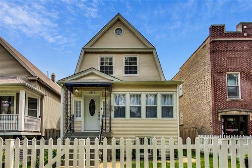 Photo of 4113 N Monticello Avenue, Chicago, IL 60618 (MLS # 11177131)