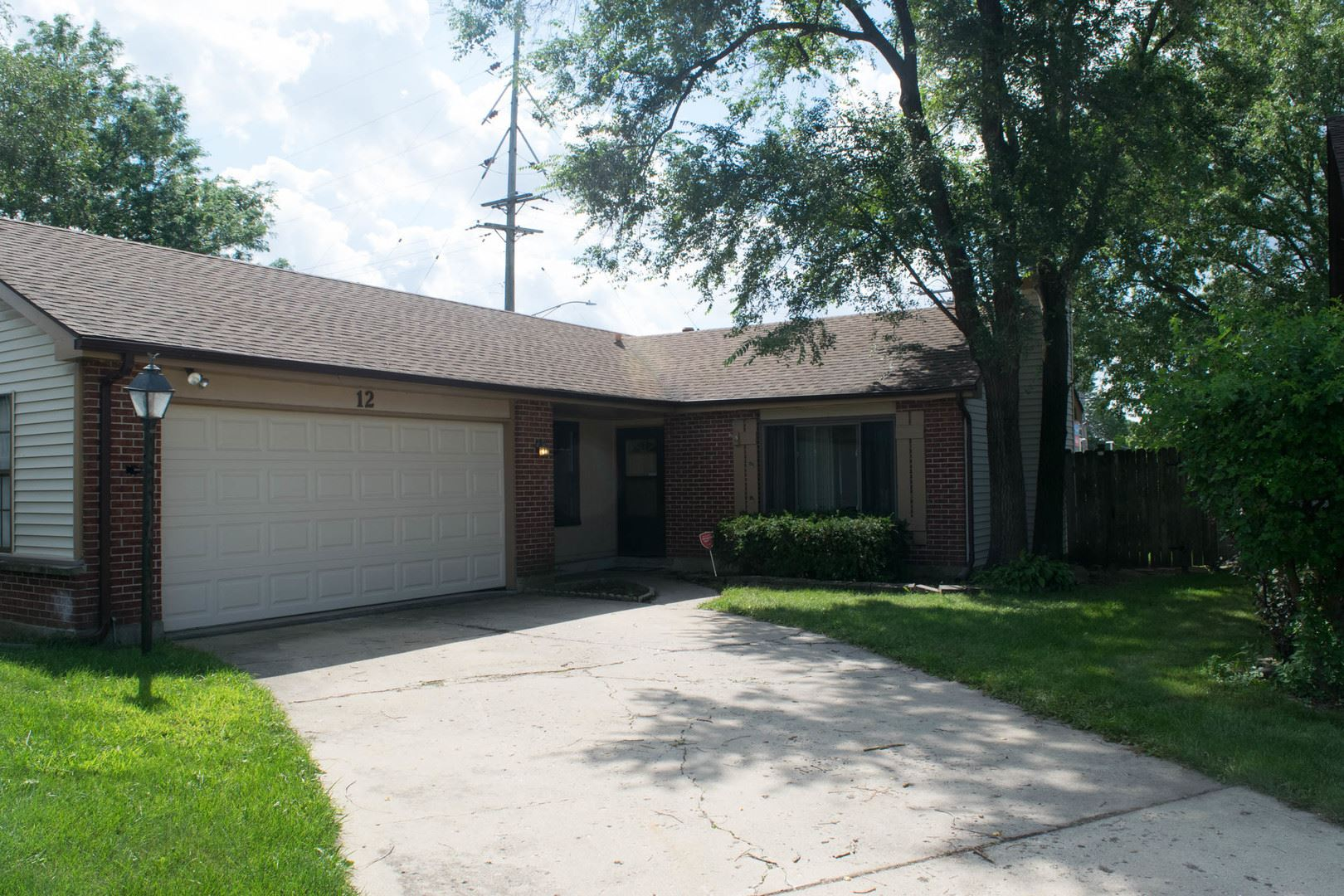 12 Southbury Court, Streamwood, IL 60107 - #: 10724131