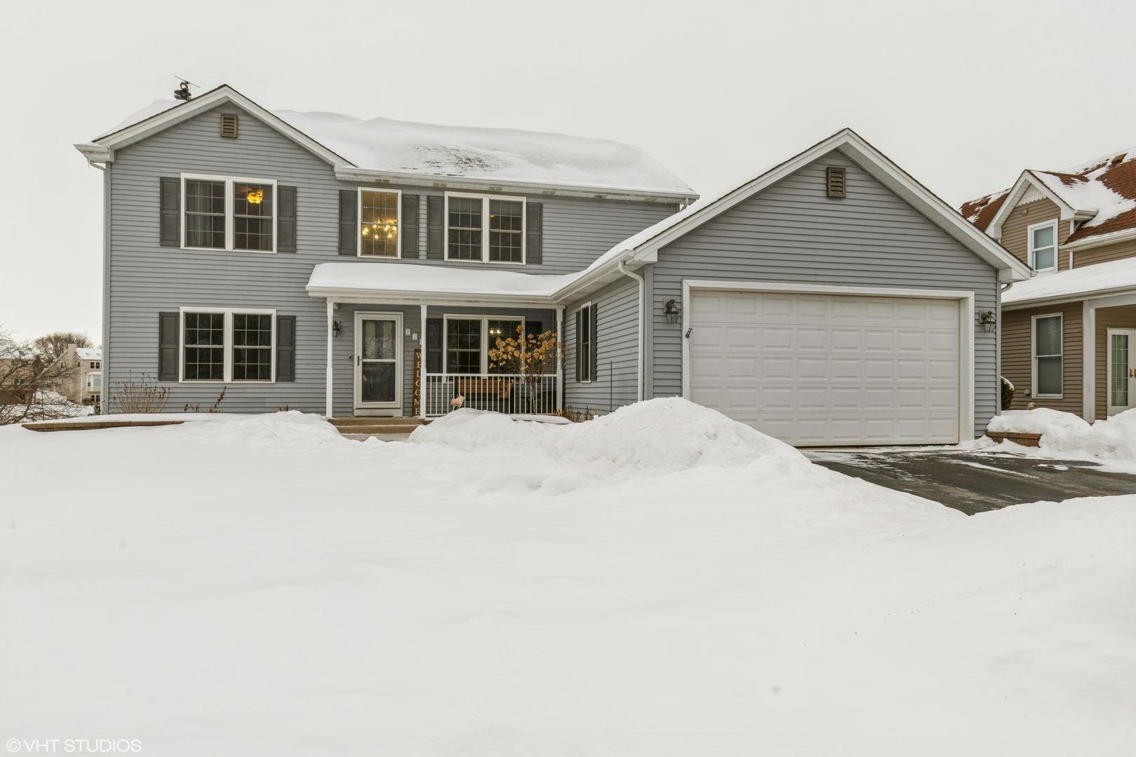 216 Midlane Drive, Crystal Lake, IL 60012 - #: 10996131