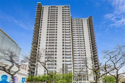 Photo of 1255 N SANDBURG Terrace #612, Chicago, IL 60610 (MLS # 11061132)