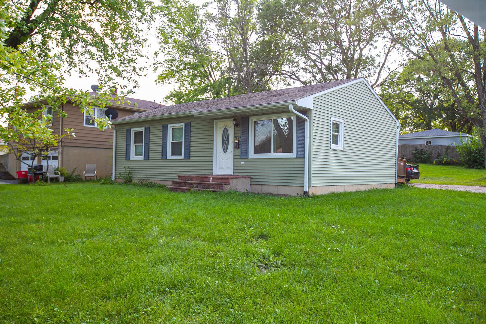 1809 Clay Street, Woodstock, IL 60098 - #: 11206132