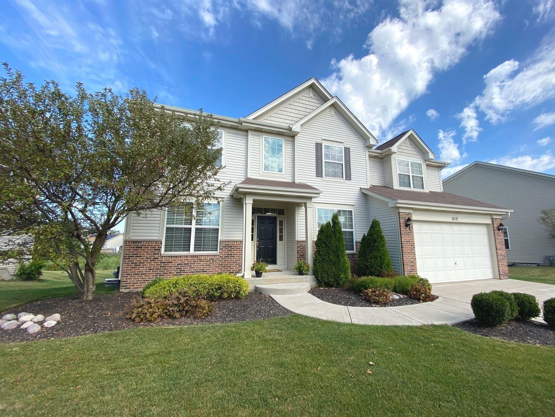 Photo of 819 N Edgewater Lane, Shorewood, IL 60404 (MLS # 10822133)