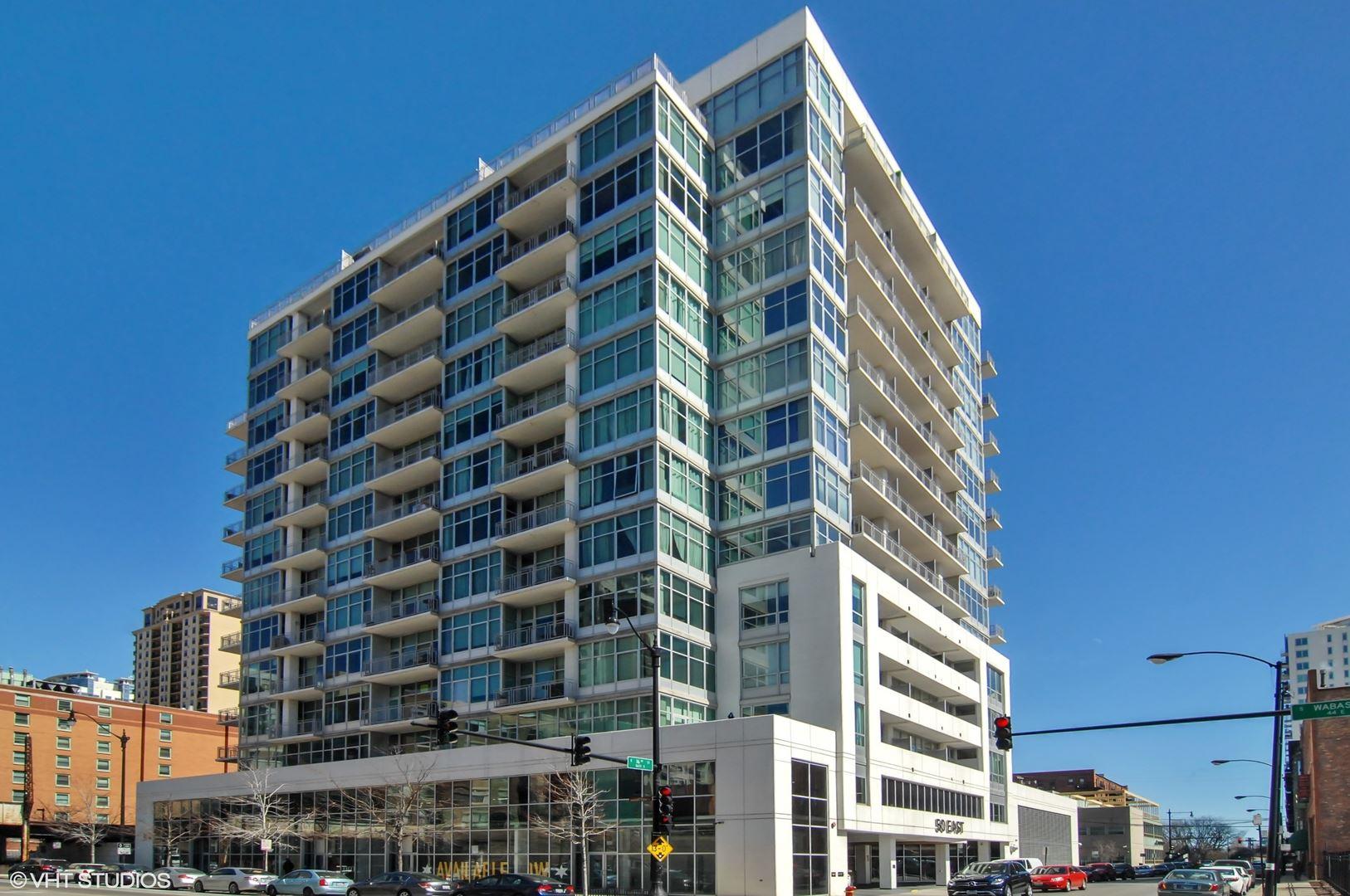 50 E 16th Street #1306, Chicago, IL 60616 - #: 10737135