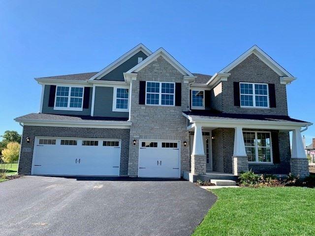 Photo of 26301 W Milestone Lot#11 Drive, Plainfield, IL 60585 (MLS # 10917135)