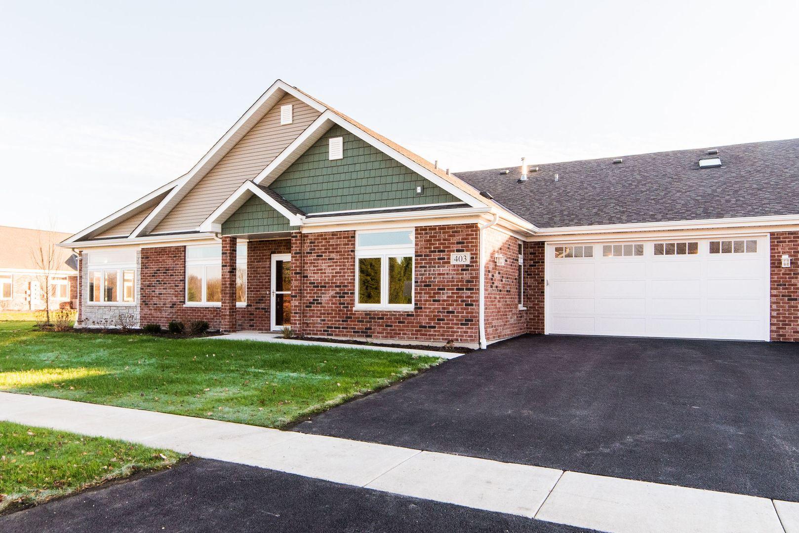 55 Briden Lane #55, Sycamore, IL 60178 - #: 10964135