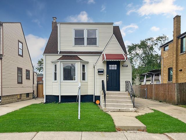 3237 N ODELL Avenue, Chicago, IL 60634 - #: 11227135